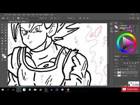 Dragon Ball  Legends Speed Art ULTRA INSTINCT SHALOT