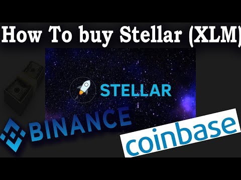 How to buy XLM Stellar with Coinbase(GDAX)