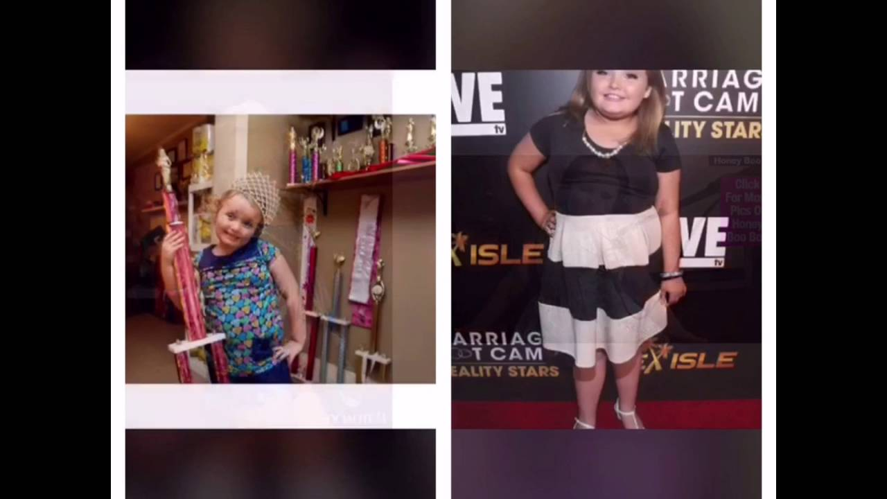 Honey Boo Then And Now - Youtube-6273