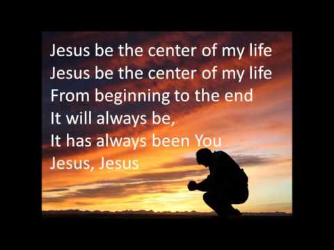 Jesus at the Center of It All-- Grace Larson Brumley