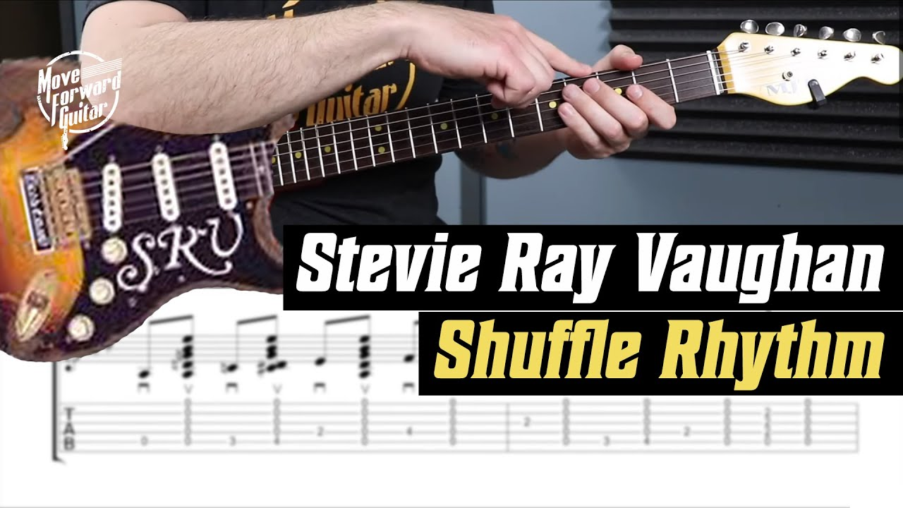 How To Play The Stevie Ray Vaughan Shuffle