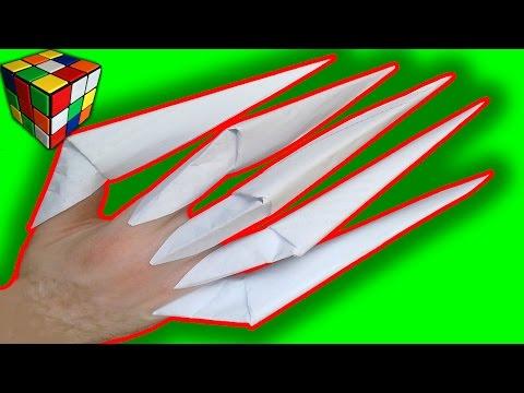 Оригами и DIY поделки из бумаги А4