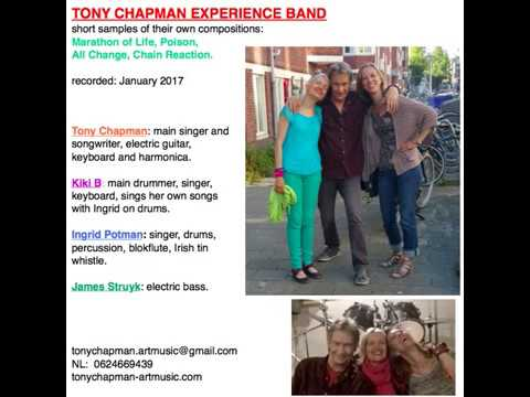 Tony Chapman Experience Examples of Songs