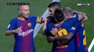 Tous les buts de barcelone septembre 2017 (21 buts)