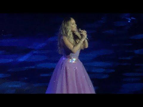 Mariah Carey Hero & Without You Royal Albert Hall London