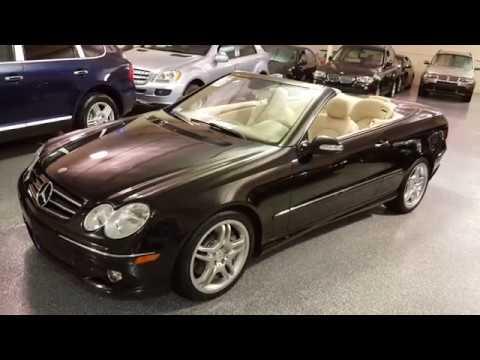 2008 Mercedes Benz Clk550 Convertible Sold 2605 Plymouth Mi