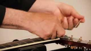 Huong Dan Thay Dây Acoustic Guitar