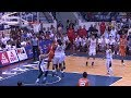 'The Hulk' rises over three defenders for the rebound and putback! | PBA Governors' Cup 2018