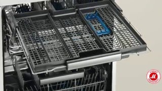 Посудомойка Electrolux ESF9862ROW(Посудомоечная машина Electrolux ESF9862ROW с инверторным двигателем Подробнее – http://www.mvideo.ru/product-list?, 2016-03-11T07:30:38.000Z)