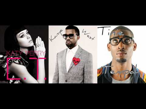 Katy Perry ft. Kanye West & Tinie Tempah - E.T. (Remix)