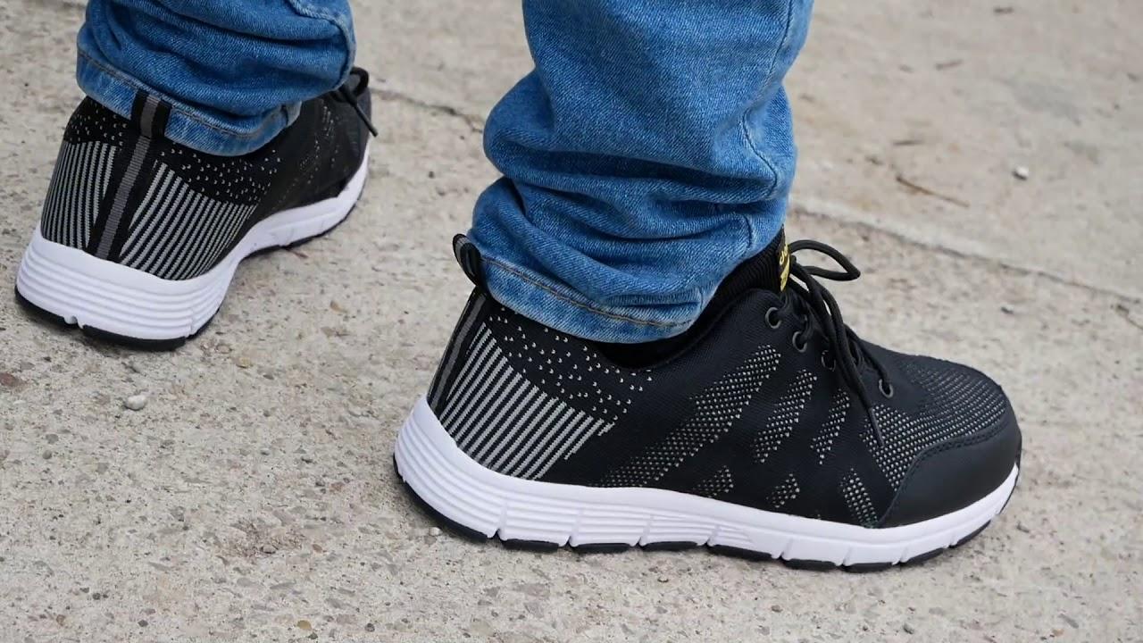 Adidasy robocze Demar 6356 · Lekkie i wygodne [Wysyłka w 24h]