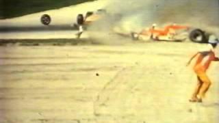 Crashs F1 - 1970 - Monza