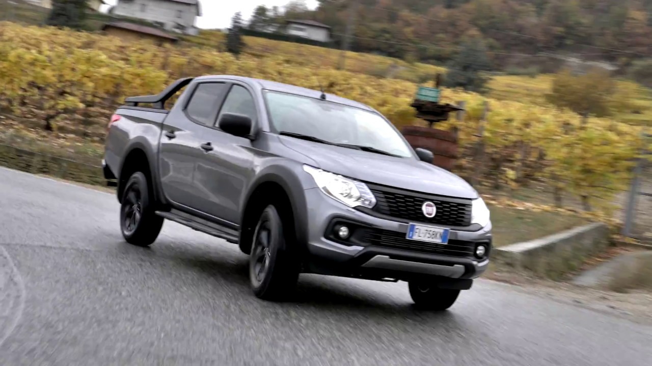 fiat fullback cross on location youtube. Black Bedroom Furniture Sets. Home Design Ideas