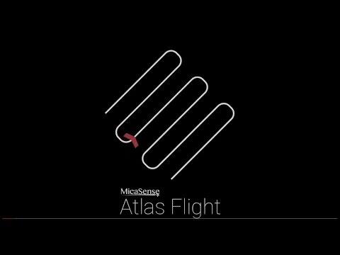 Atlas Flight mission planner — MicaSense