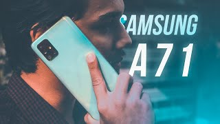 Samsung Galaxy A71 Full Review in Bangla | ATC