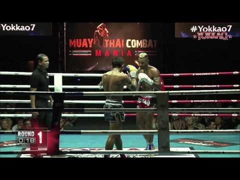 YOKKAO 7: Samuel Andoche vs Apidej Sitsongpeenong FULL-HD