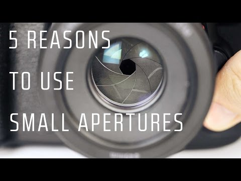 5 Reasons to Shoot With Small Apertures