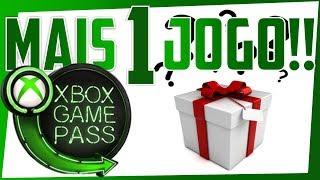 CHEGOU SEM AVISO um JOGO SURPRESA no XBOX GAME PASS de JANEIRO! Instale e jogue AGORA!