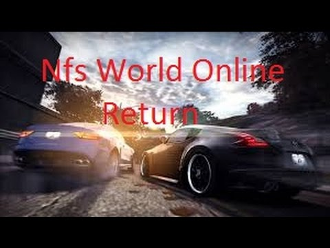 Nfs World Come Back #3 Online race with FABX.