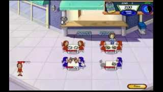 Diner Dash 2 Restaurant Rescue Part 1