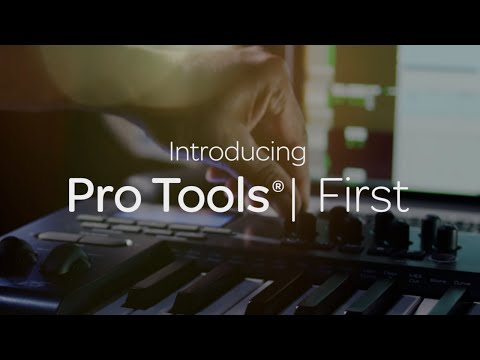 Introducing Pro Tools | First