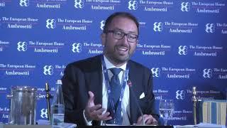 Intervento del Ministro della Giustizia Alfonso Bonafede - Forum Cernobbio 2020