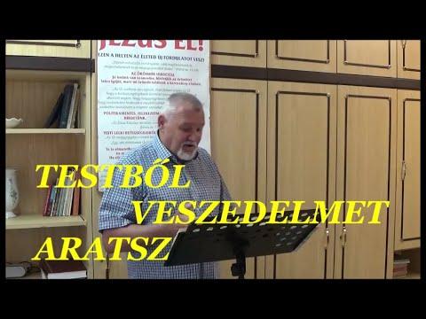 TESTBŐL VESZEDELMET ARATSZ