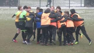 Nat.Elite U13  Sporting Lokeren - KV Club Brugge - 11 februari 2017