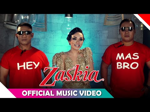 Zaskia Gotik -  Hey Mas Bro - Official Music Video HD - NAGASWARA