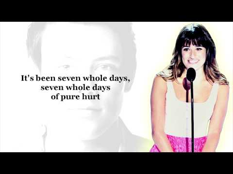 Lea Michele - If You Say So (Lyrics)