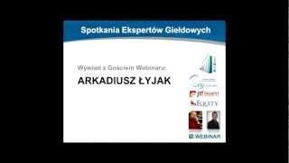 Pro Webinar FOREX z Arkiem Łyjakiem (Fibo Coach)