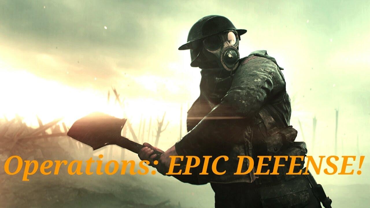 Epic Defense