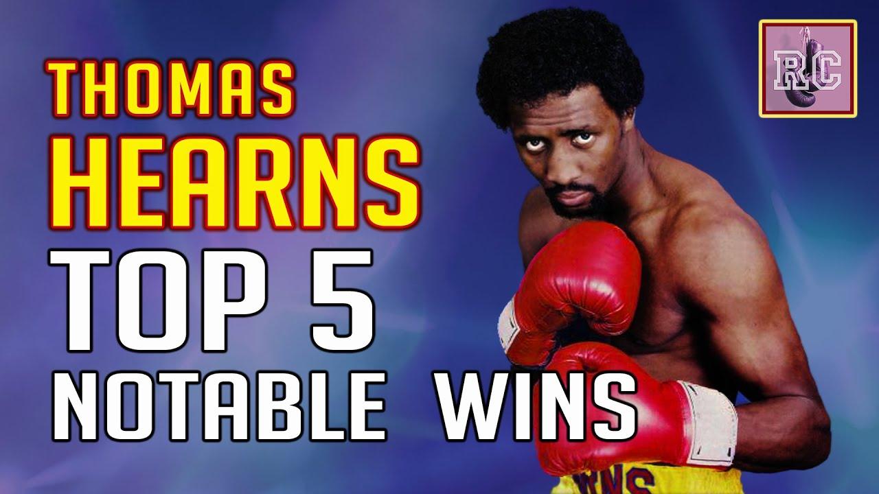 Thomas Hearns - Top 5 Notable Wins