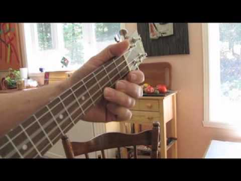 Show Me the Way To Go Home (ukulele chords) - YouTube