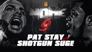 PAT STAY VS SHOTGUN SUGE RAP BATTLE | URLTV