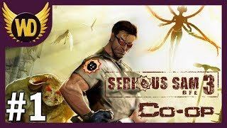 Let's Play Serious Sam 3 (Co-op) - Part 1