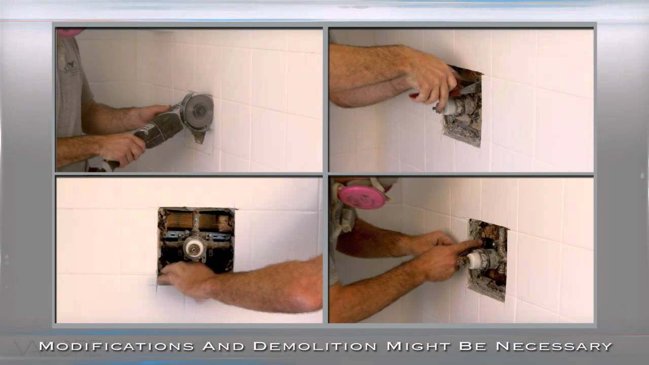 Serenity Plus Lifestyle Shower Panel - YouTube