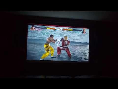 Tekken 7 South Africa Durban Qualifiers: Exhibition Match - Vibs14 (Law) vs. Shaunkilla1 (Paul)