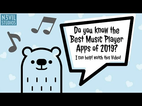 Top Best Music Player Apps For Android - 2019 + Giveaway😘😘 #3MinThurs😍