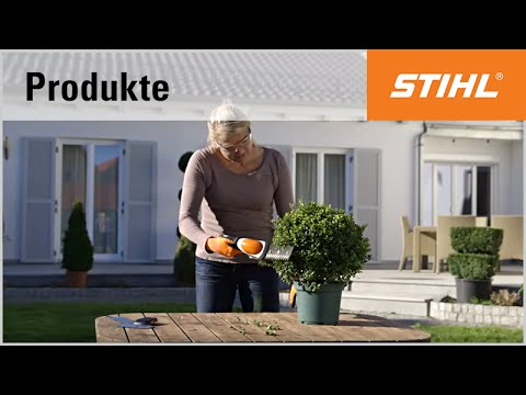 die stihl akku strauchschere hsa 25 youtube. Black Bedroom Furniture Sets. Home Design Ideas