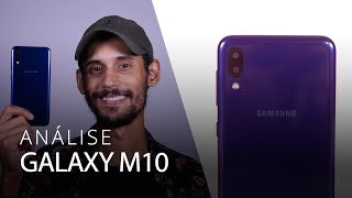 GALAXY M10 é o NOVO BASICÃO da Samsung [Análise / Review]