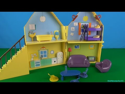 Peppa Pig playhouse Playset