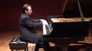 Rudin Lengo plays Chopin - Scherzo No.3 in C-sharp Minor, Op.39