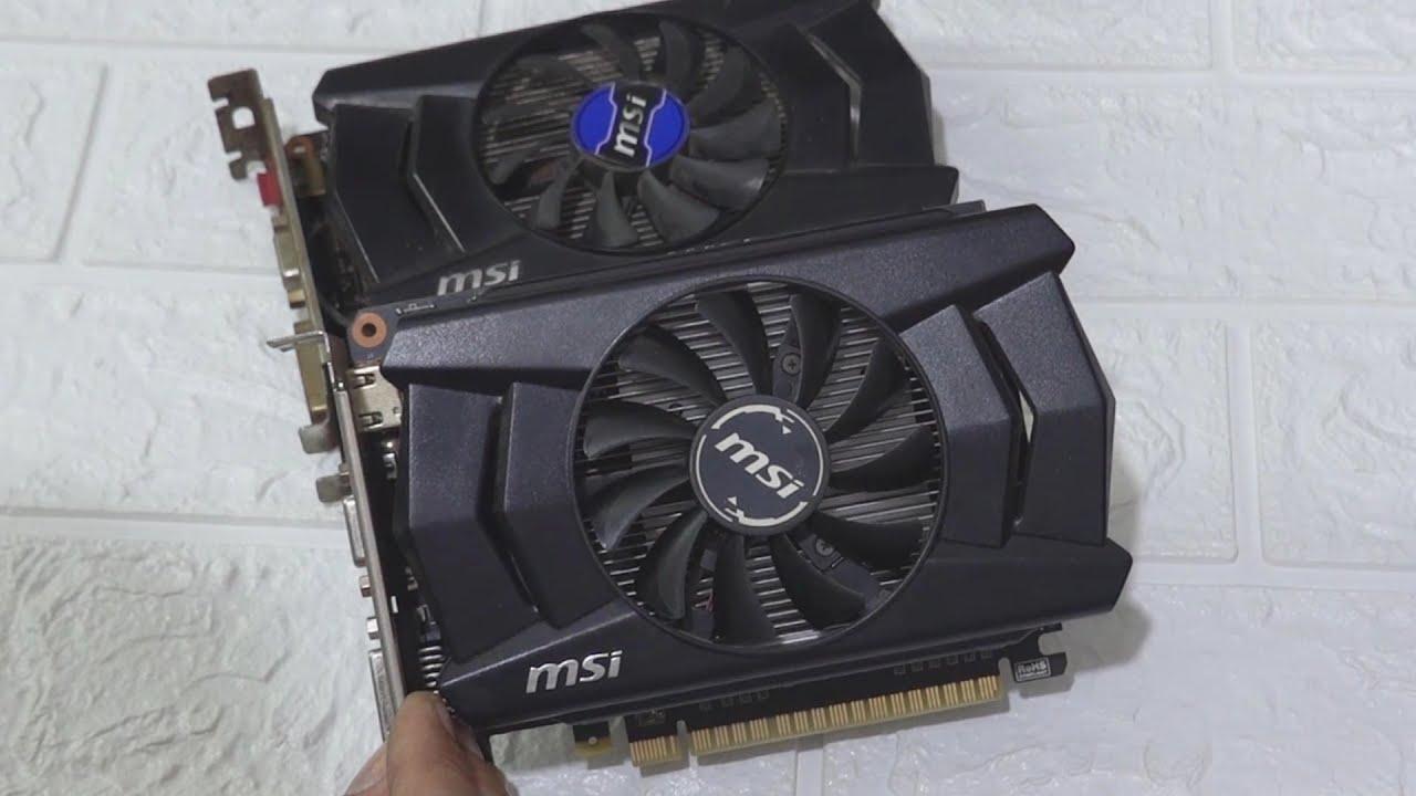 GTX 750TI VS GTX 750 2G