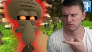 SUICIDE SQUIDWARD IN GMOD!?