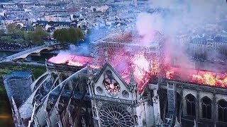 Filipinos react to Notre-Dame fire