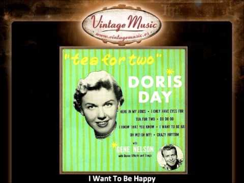 Doris Day -- I Want To Be Happy (VintageMusic.es)