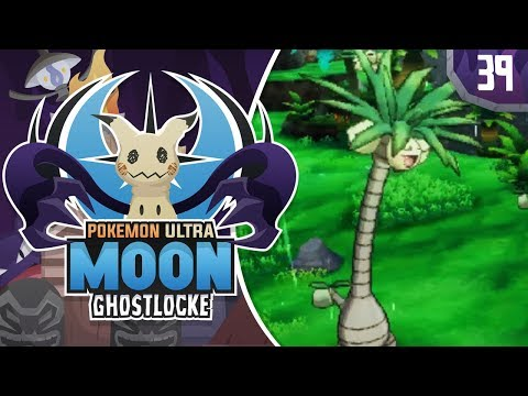WHIP AND NAE NAE!! Pokemon Ultra Sun and Moon GhostLocke Walkthrough w/ aDrive! Ep 39