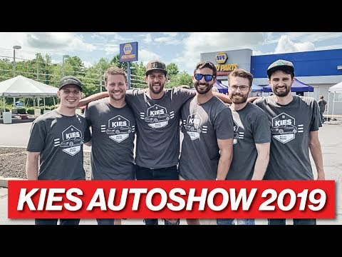 the-2019-kies-autoshow---meeting-subscribers-&-checking-out-the-builds!