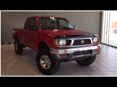 Toyota Pickup 4x4 >> 1997 Toyota Tacoma Xtracab | Toyota Northwest Edmonton ...